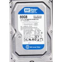 Жесткий диск -WD800AAJS-