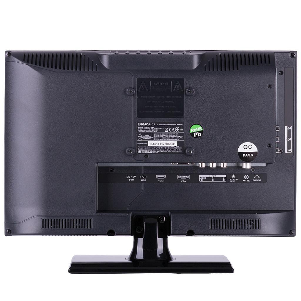 Телевизор LED-1615 black