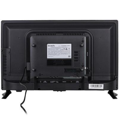 Телевизор LED-22E6000 + T2 black
